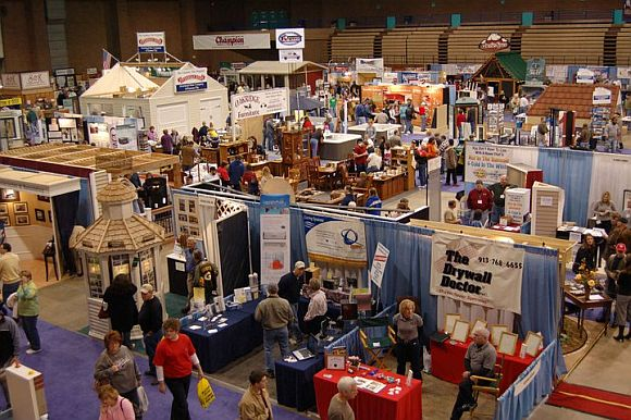 How To Navigate A Home Show