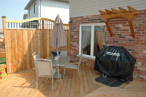 Deck Designs That Make A Home For Your Bbq