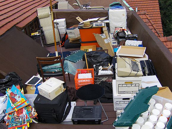 Clutter Before Renovating, Put This On Your To Do List