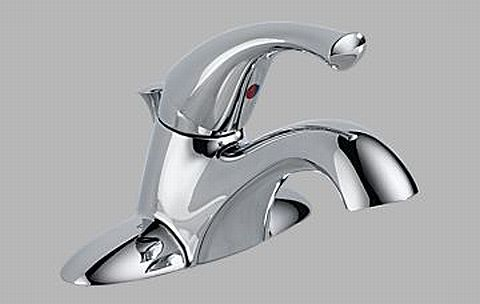 Delta Fairfax Inexpensive Lavatory Faucets