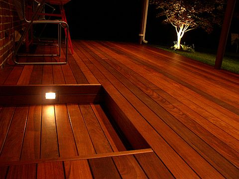 IPEdecking Ipe Wood Decking