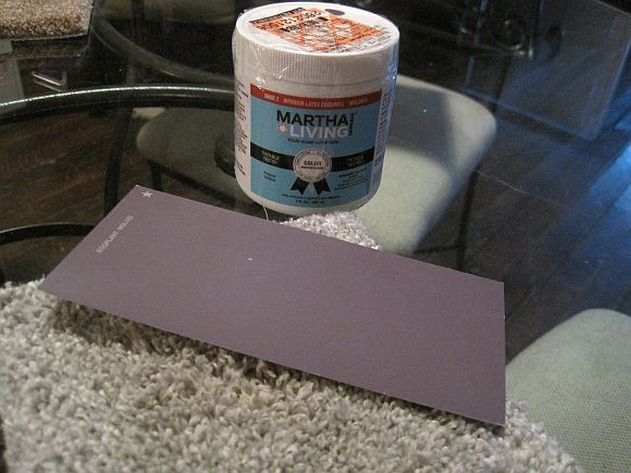 MSL coordinatingpaint Road Test, Part 2: The Home Depots Martha Stewart Living Carpet
