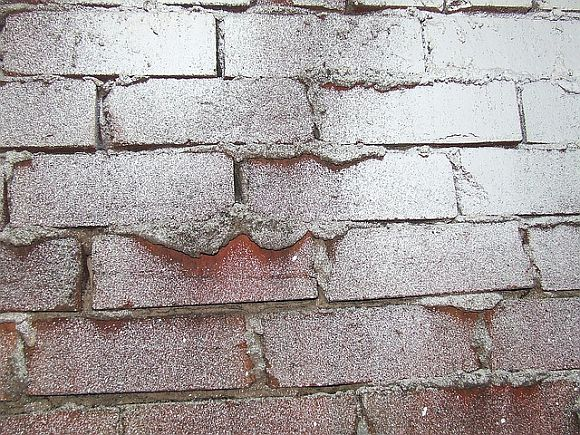 Removing paint from interior brick how to clean exterior - Painted brick exterior pictures set ...