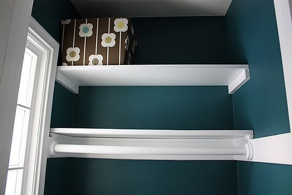 Need A Weekend Project? Transform A Closet!