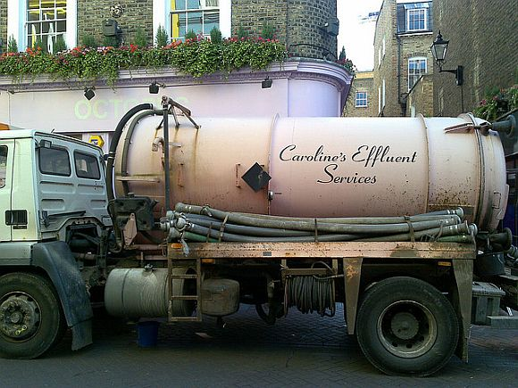 PinkPumpTruck Septic Tank Treatments