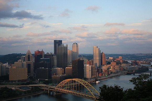 Pittsburgh Skyline Most Affordable Cities For Homebuying