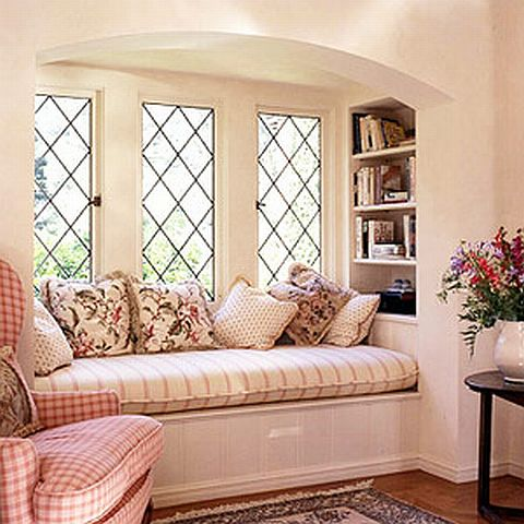 WindowSeat BHG Architectural Details Add Punch To Projects