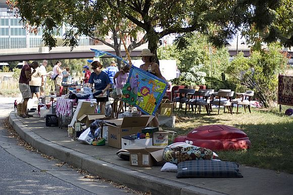 Preparing For A Garage Sale, Part Two: Sale Tips