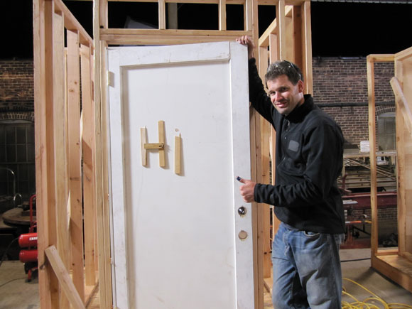 andrew Kowalyshyn hgtv HGTV All American Handyman Shuts the Door on Latest Competitor
