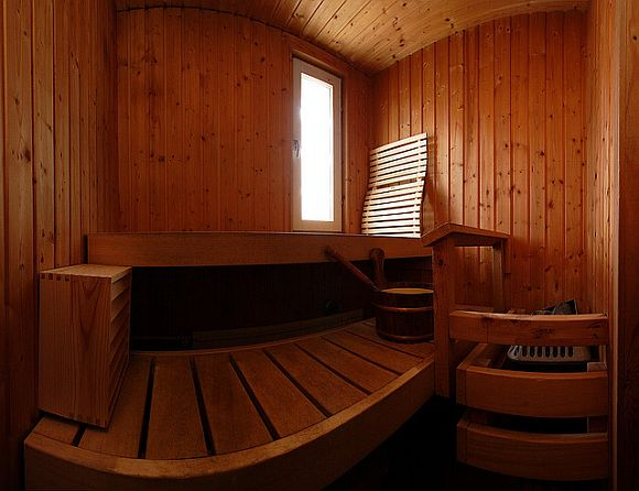 Feel The Heat: At-Home Saunas On The Rise