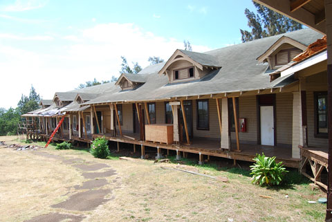 baldwin house soulspace ranch Xorin Balbes Maui Masterpiece: Ke Ao Lanihuli