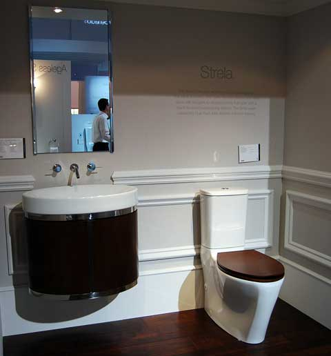 bathroom strela kohler Put Some Thought Behind Your Bathroom Design