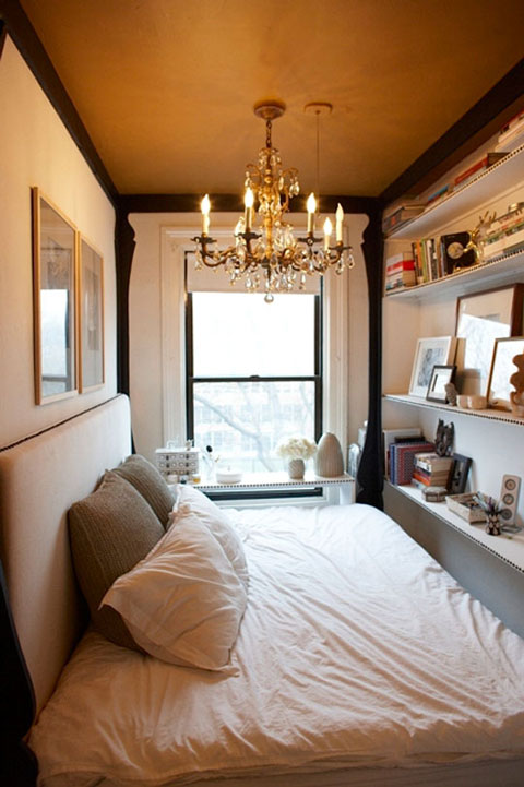 big book bedroom Apartment Therapys Big Book of Small Cool Spaces