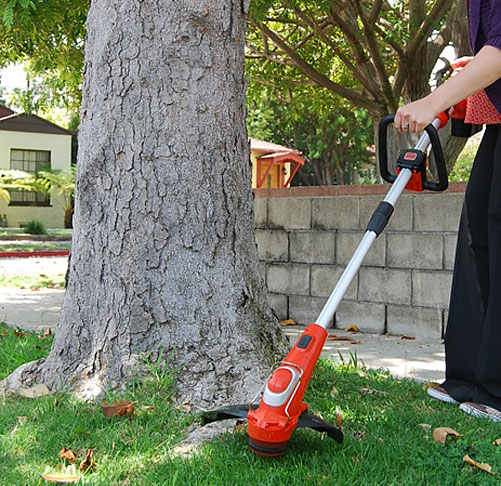 Giveaway: Black & Decker 24V Trimmer/Edger