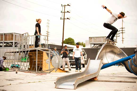 built to shred rail Jeff King   Skater and Host of Built To Shred on Fuel TV