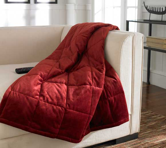 Valentine's Day Giveaway: ComfortTech 3M Thinsulate Insulated Blanket