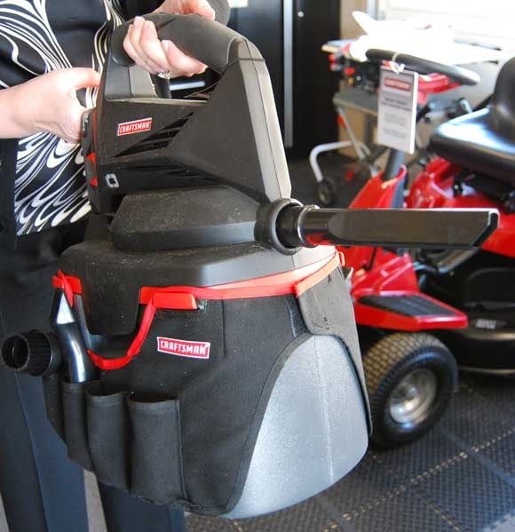 craftsman blower C&H Best of 2011 Builders Show