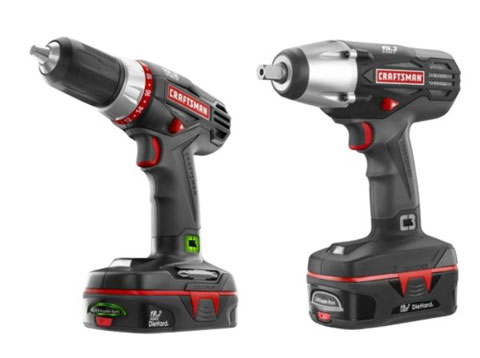 Giveaway: Craftsman 19.2V C3 Mechanics Combo