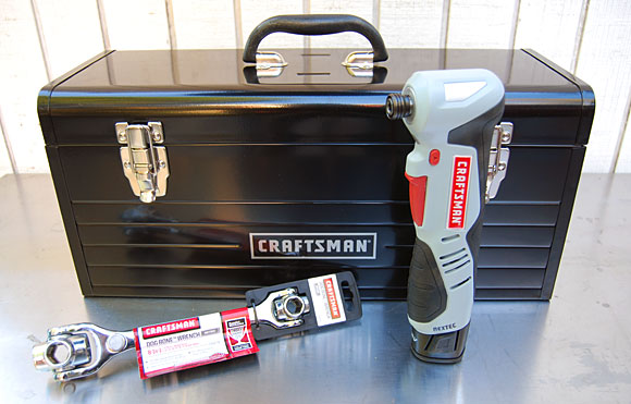 Holiday Giveaway: Craftsman Tool Bundle