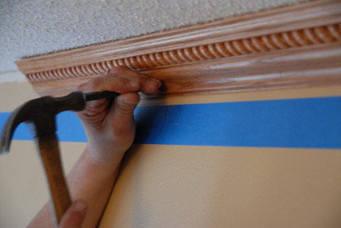 Crown Molding On Cathedral Ceilings? Easier Than You Think!
