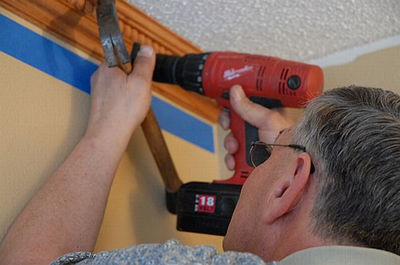 crownmolding How To Install Crown Molding In A Weekend