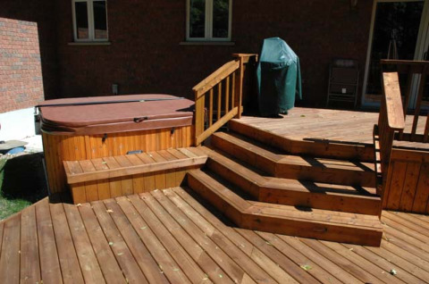Benefits of Deck Designs with Multi-Levels