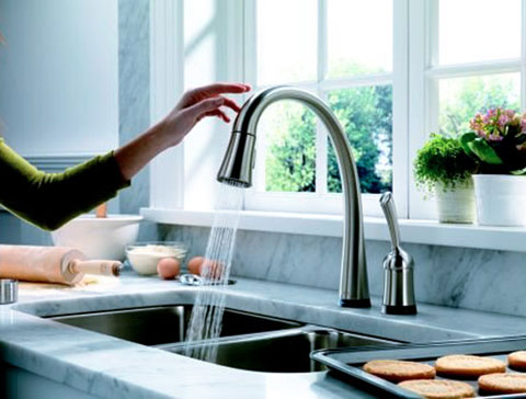 delta faucet brizo touch Crazy for Kitchens & Baths? Follow Us at the Delta Faucet & Brizo Media Event