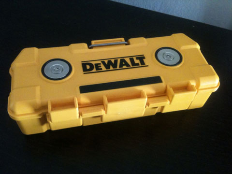 dewalt toughcase tools Two Day DeWALT ToughCase Giveaway