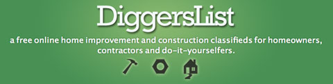 diggerslist Find Tools and Materials on DiggersList