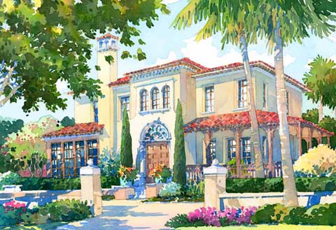 disney luxury homes Disney Builds Luxury Homes