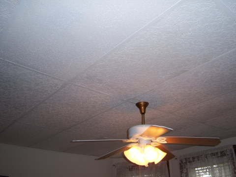 4 Simple Solutions For A Drop Ceiling