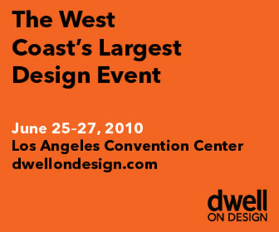 dwell on design show Dwell on Design 2010 Starts Today