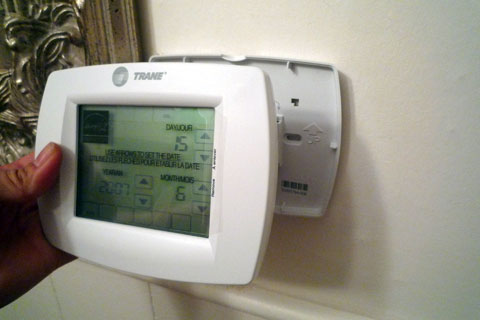 Install a Programmable Thermostat and Save Energy and Money