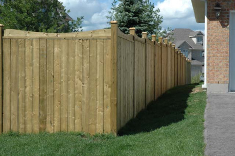 How to Repair Heaved Fence Posts