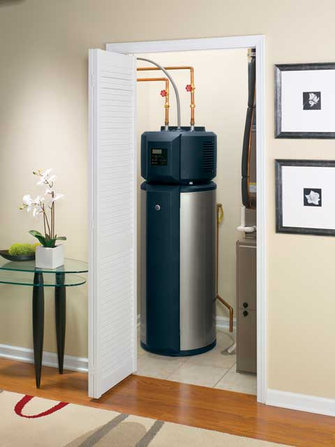 ge hybrid water heater Water Heaters Have Gone Hybrid