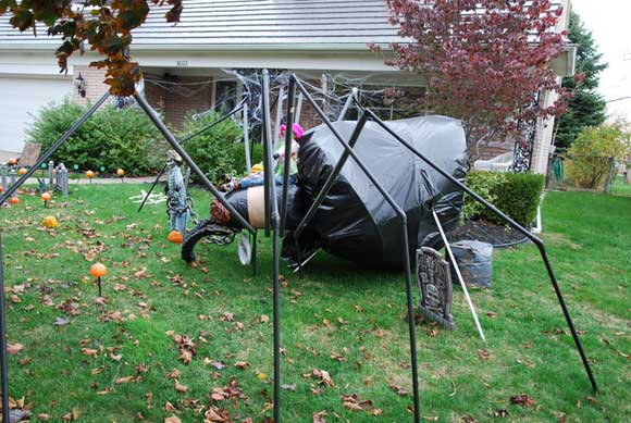 halloween spider How To Make a Halloween Spider That Scares Everyone
