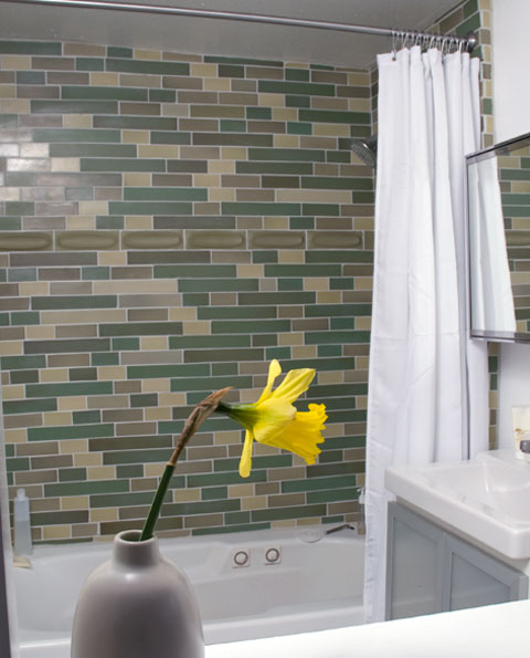 heath tile bathroom Heath Tile Overstock   One mans seconds is another mans treasure
