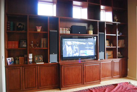 Media Rooms and Home Theater