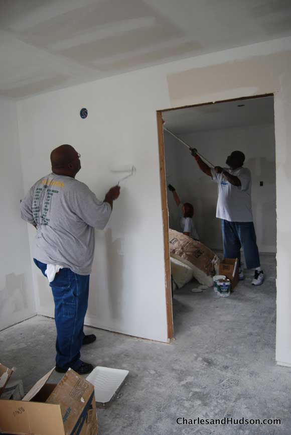 house painting new orleans Rebuilding Together with Sears at Fifty for Five