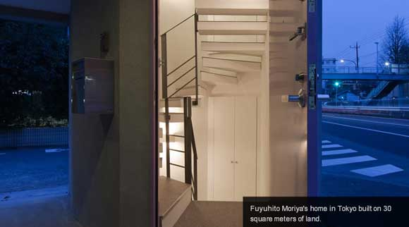 Ultra-Small Homes in Japan are No Joke