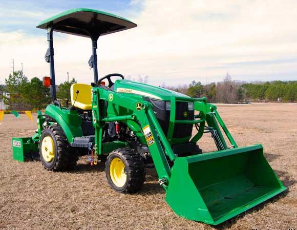 New John Deere Utility Tractors