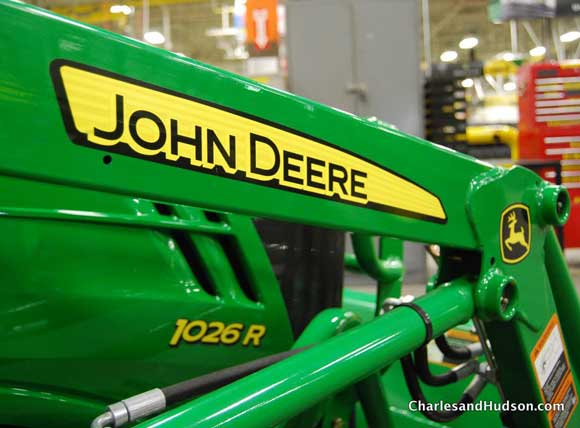 john deere factory tour John Deere Factory Tour and Tractor Testing
