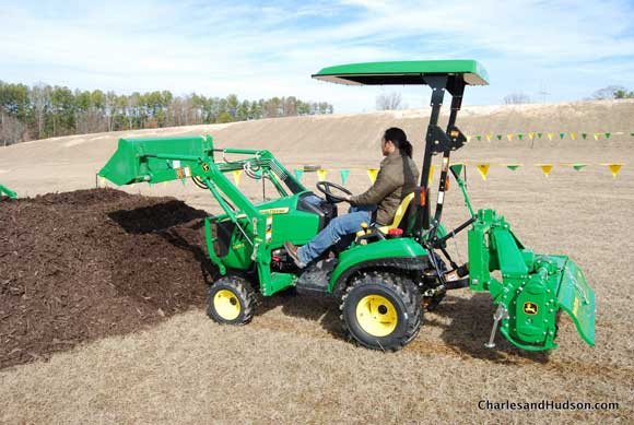 John Deere 1026r Attachments : New john deere utility tractors