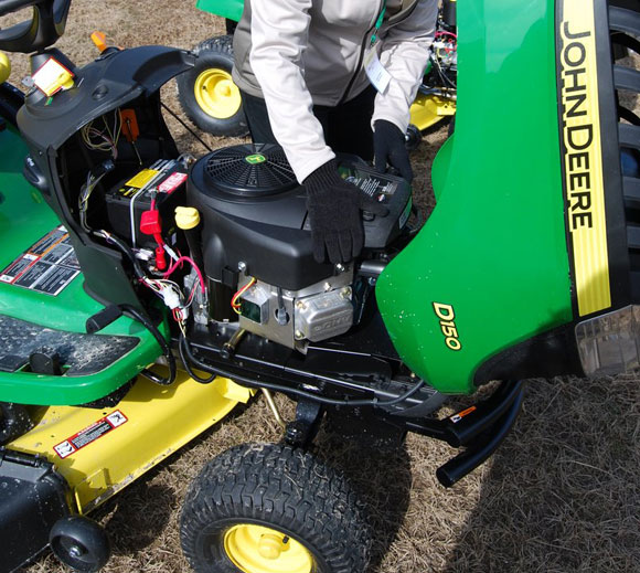 john deere riding mower tips Spring Riding Mower Inspection