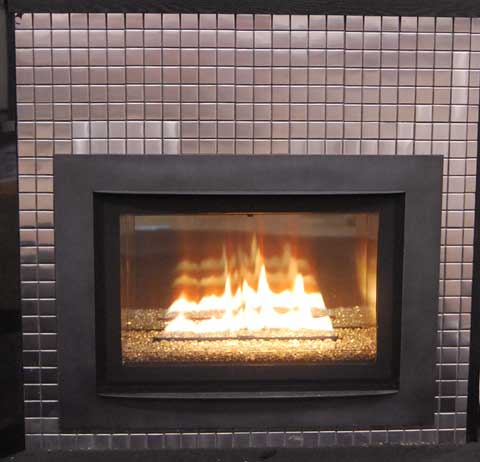 kozy heat fireplace 15 Fireplaces at the 2010 Builders Show