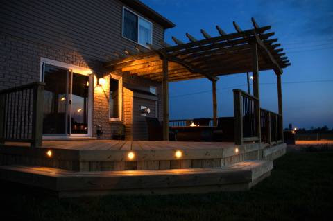 Stay Out All Night With Low Voltage Landscape Lighting