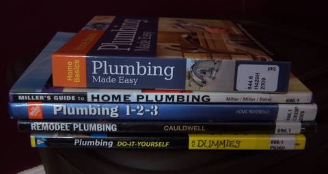 library books 5 Pointers for Researching Your Next DIY Project