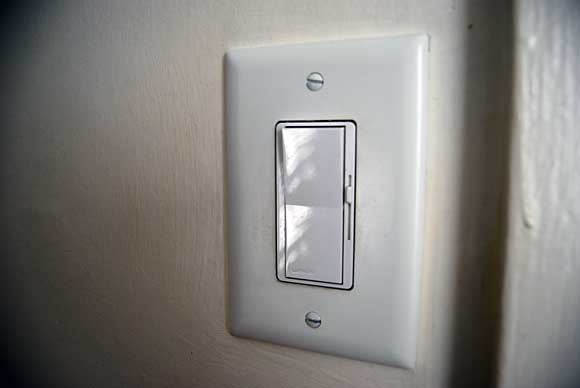 how to install a light dimmer switch. Black Bedroom Furniture Sets. Home Design Ideas