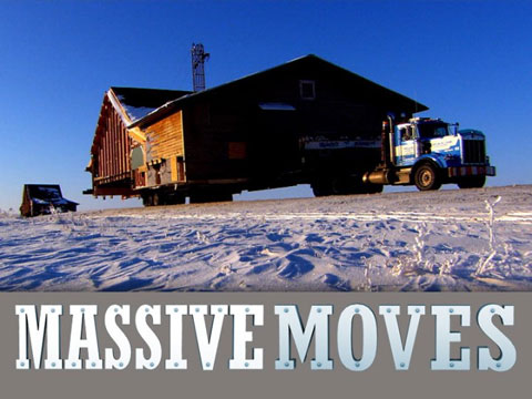 Massive Moves on DIY Network