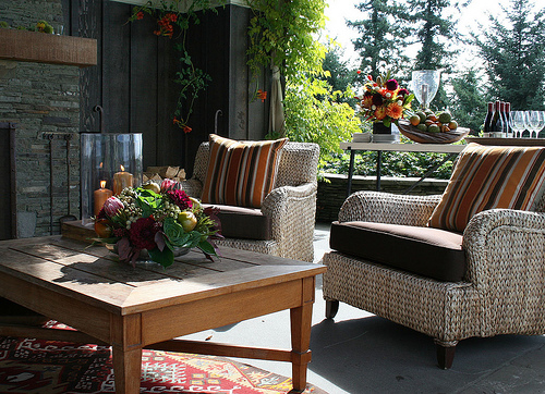 Tune Up Your Outdoor Furniture
